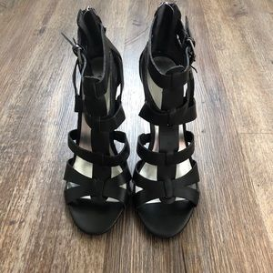 Guess Gladiator Heels